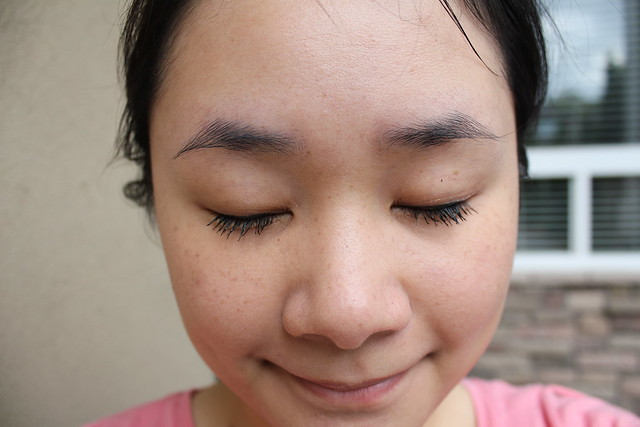 anna sui perfect and amplifying mascara review