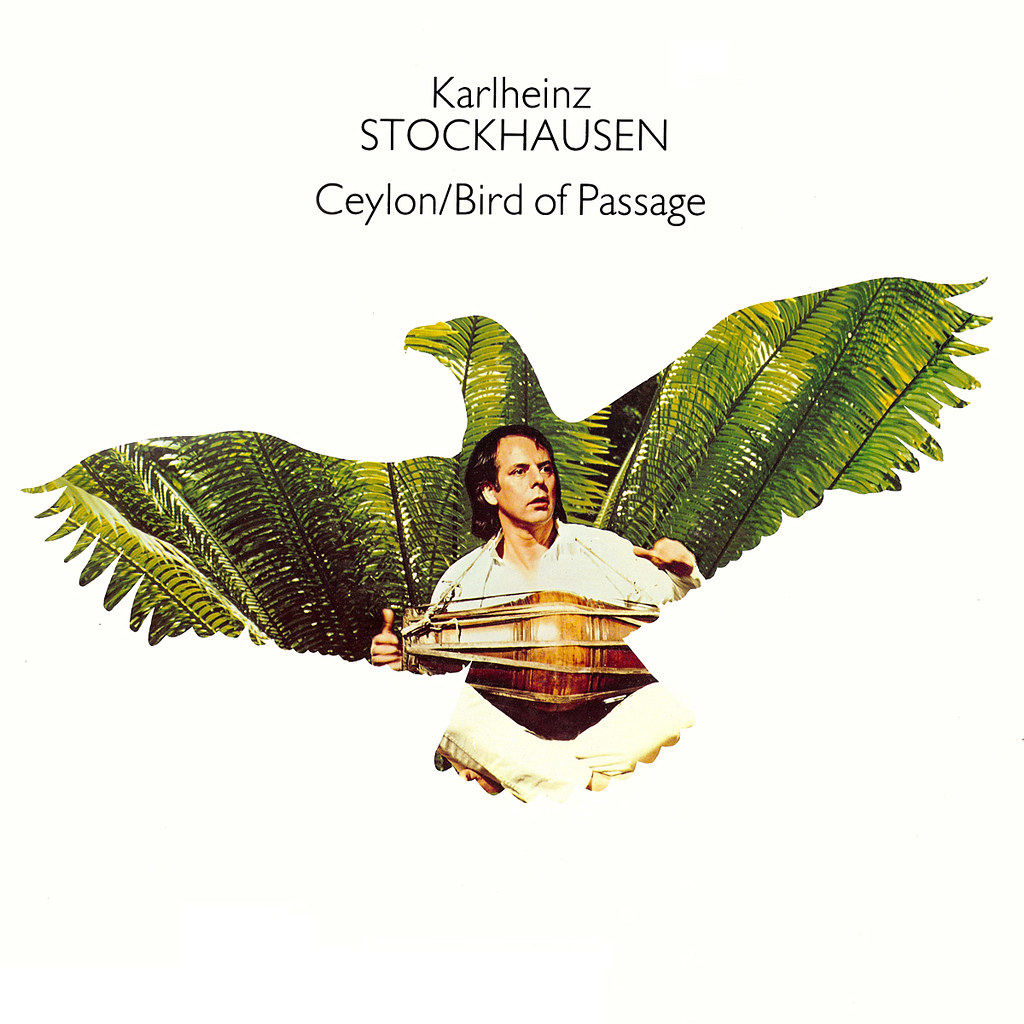 Karlheinz Stockhausen ‎- Ceylon / Bird of Passage