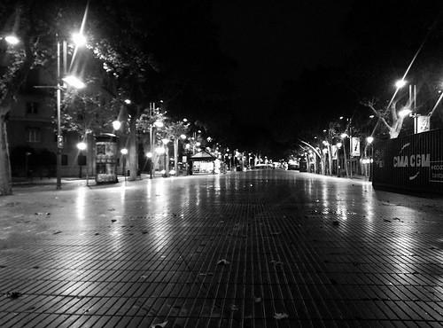 Les Rambles de matinada by bertanuri