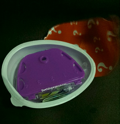 what surprise to find in a kinder joy?