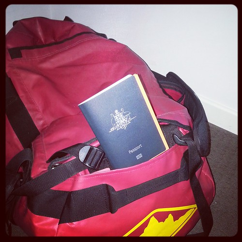 Packed for Kenya by AndrewGills
