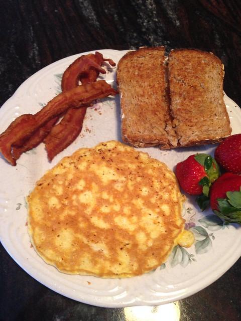 Pretty breakfast