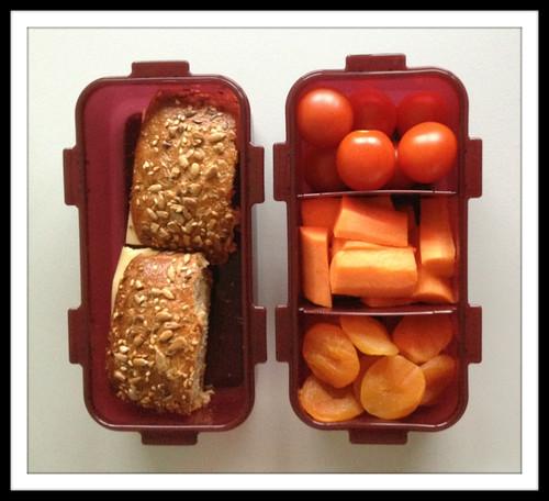 Brötchen Lunchbox