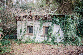 Victor Hill Hotel Ruins