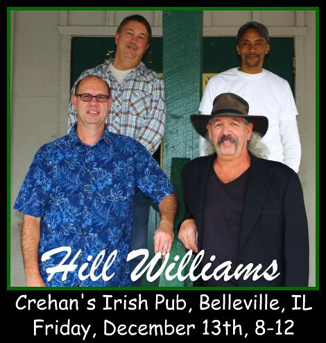 Hill Williams Band 12-13-13