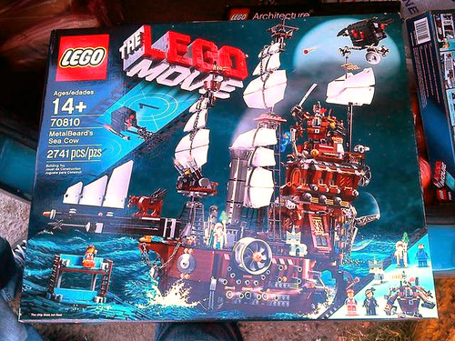 The LEGO Movie 70810