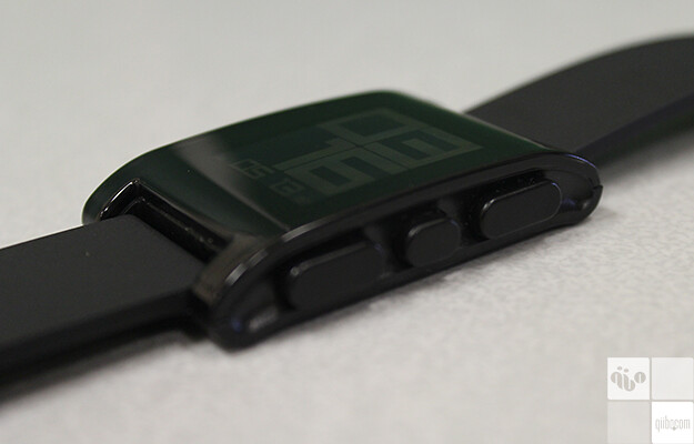 Review Pebble Smartwatch
