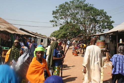 Dutse Market Abuja by Jujufilms