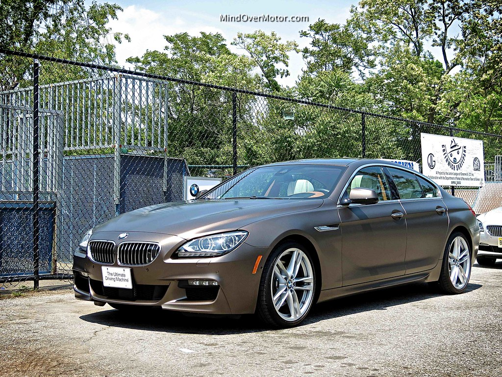 Test Driven 2013 Bmw 650i Xdrive Gran Coupe 9 10 Mind
