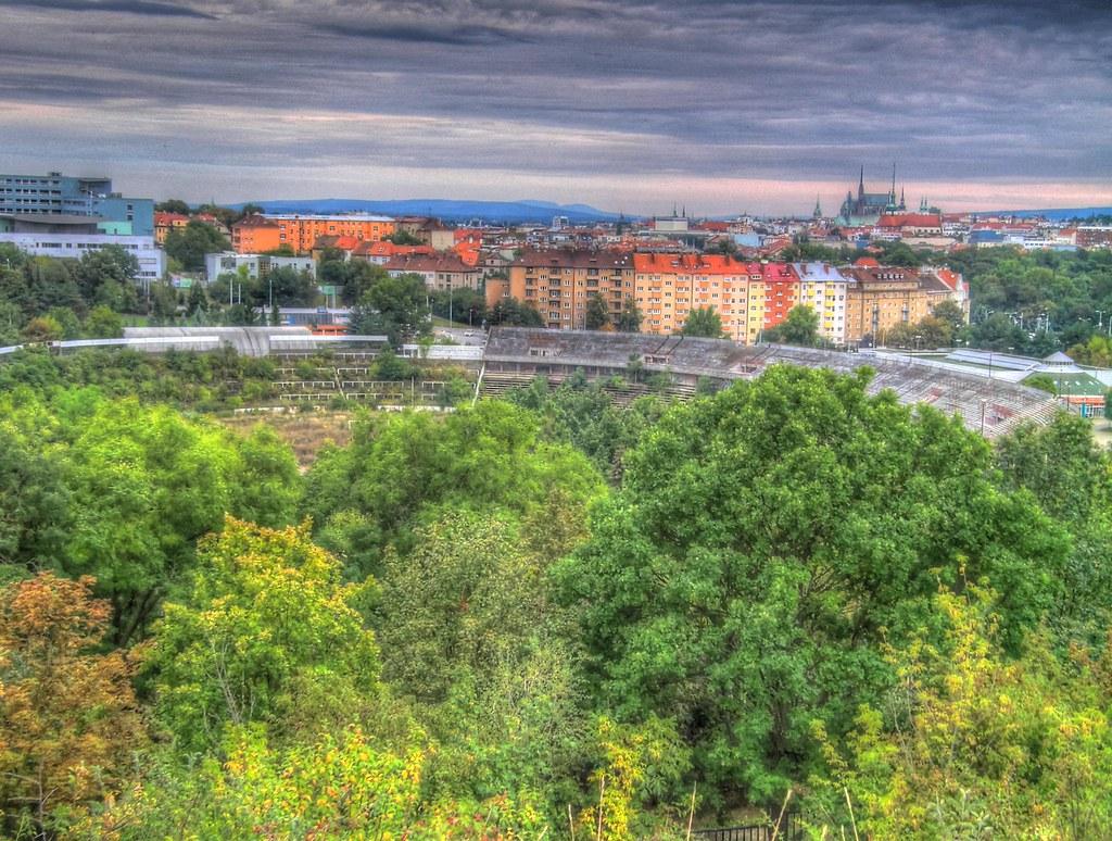 HDR Brno Scape 07