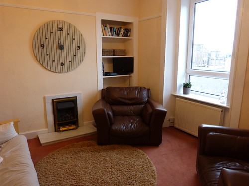 Cosy Broughty Ferry Flat