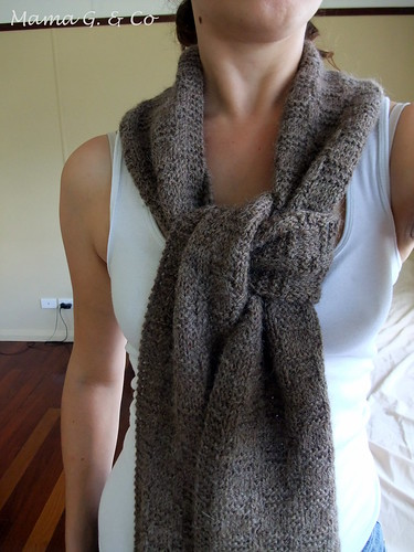 Blocks and Squares Scarf (5)