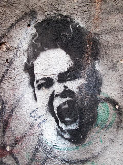 Scream - Stencil