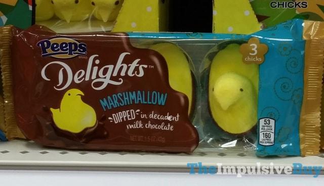 Peeps Delights Marshmallow