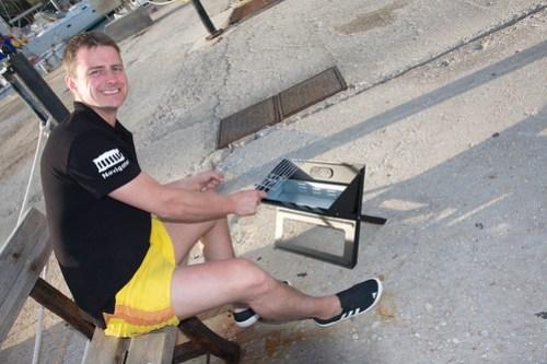 BBQ in Syros