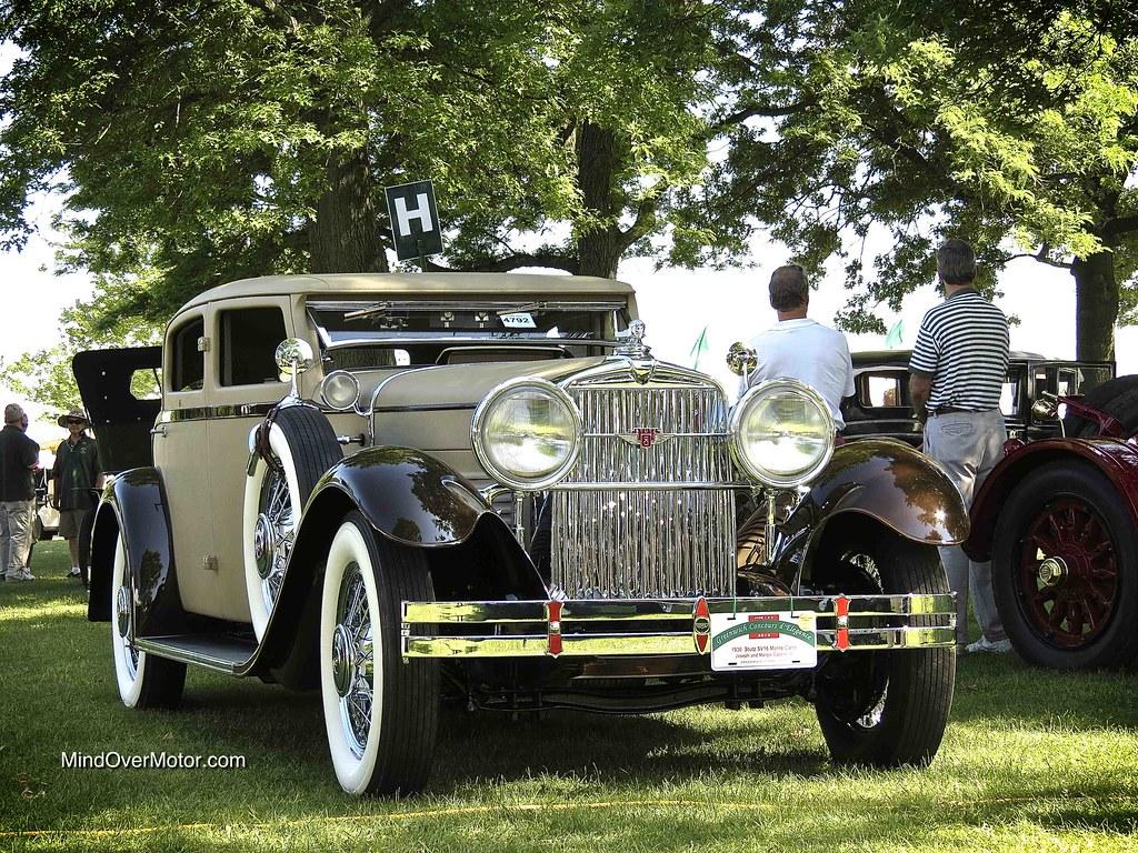 1930 Stutz SV-16 Monte Carlo Weymann Body