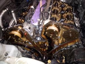 Replaced timing chain tensioners 33 V6 NF Sonata  Hyundai Forums : Hyundai Forum