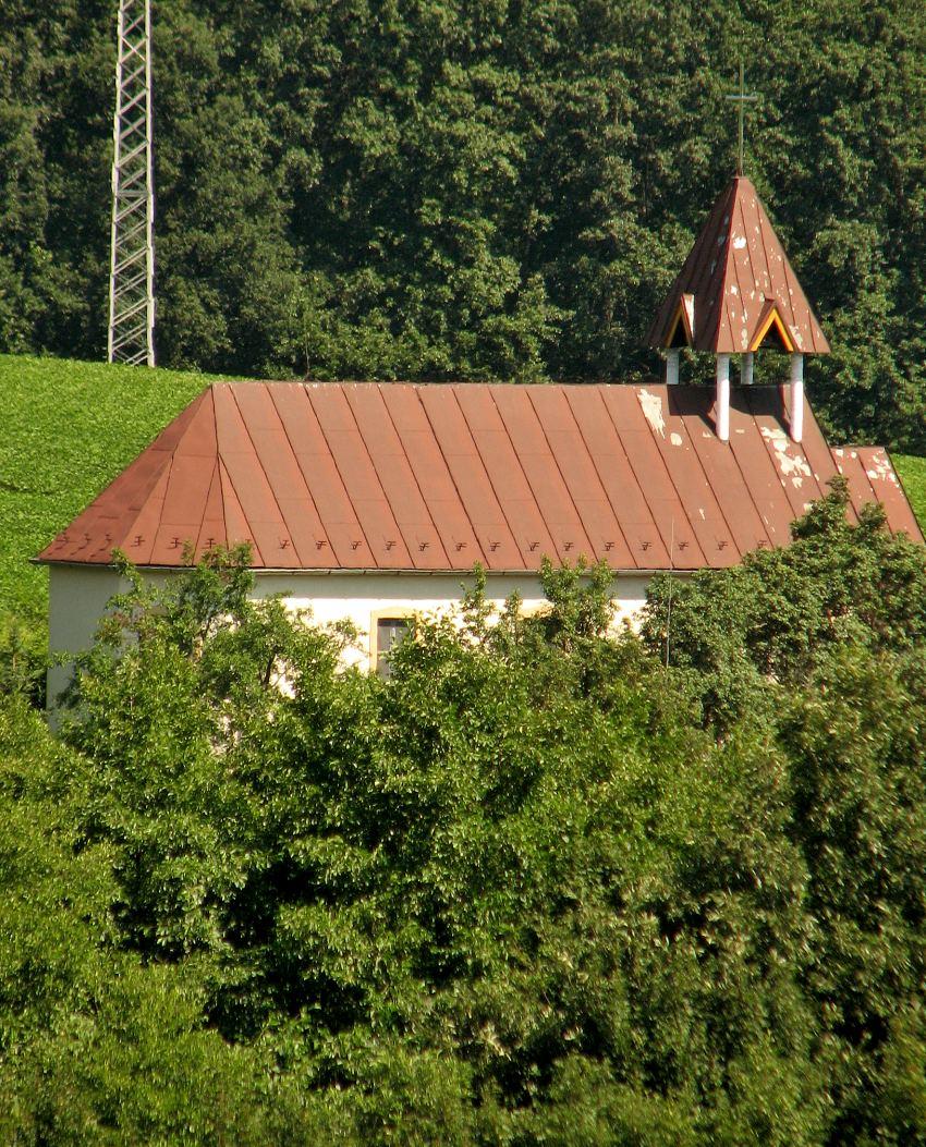 Kostol v Osuší