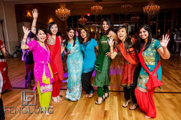 Atlanta Ismaili Wedding at Ashton Gardens