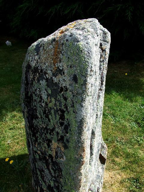 Aviemore stone circle stone 2