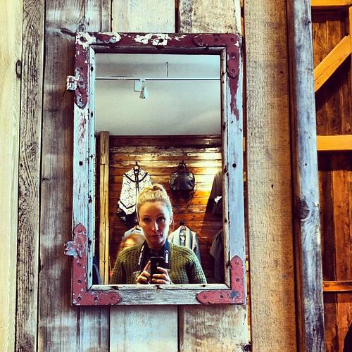 #yarnpadc catch up: Mirror