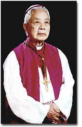 Erzbischof Ngô-Dinh-Thuc