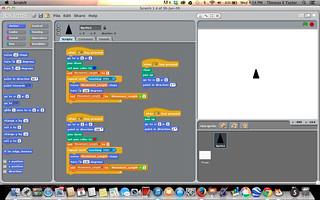Scratch Triangle Script