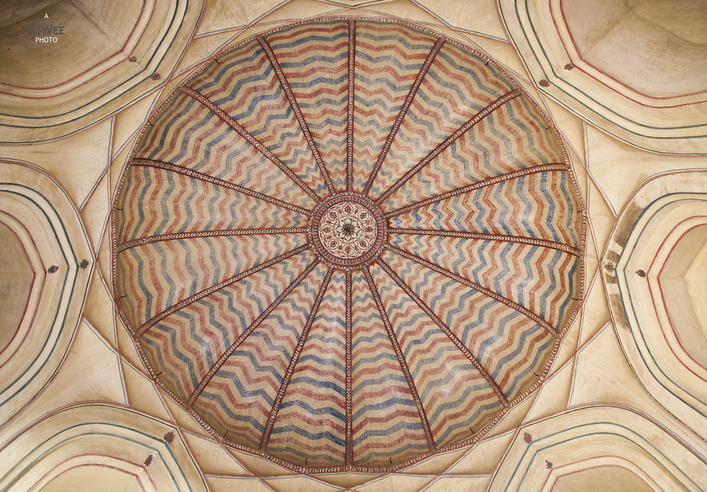 One of the Domes in the Palace