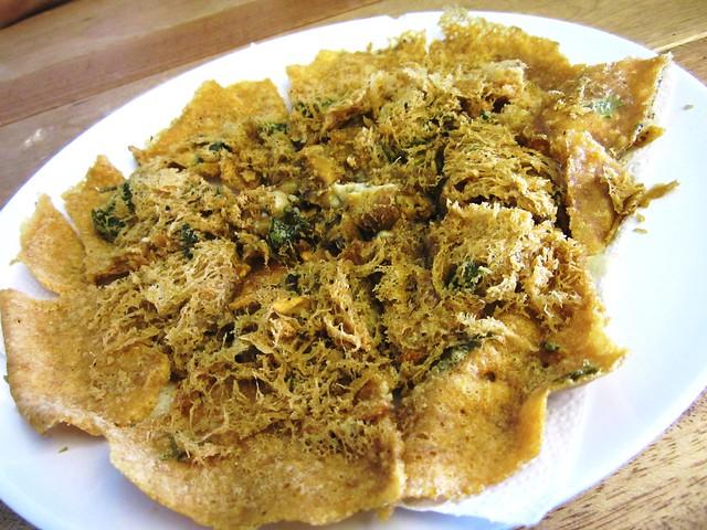 Oyster omelette 1