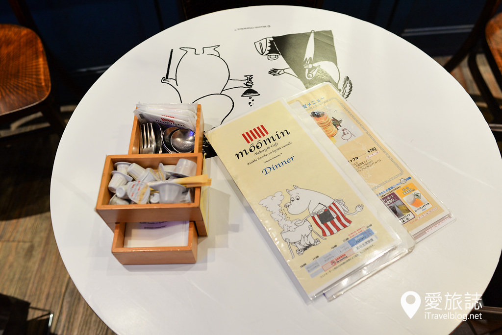 Moomin House Cafe 嚕嚕米咖啡廳 23