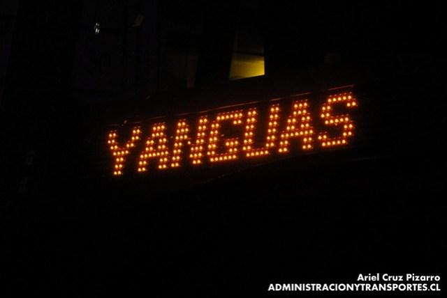 Yanguas - Santiago - Irizar Century / Mercedes Benz (DLWB82)