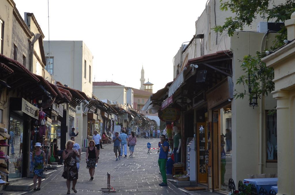Rhodes Old Town