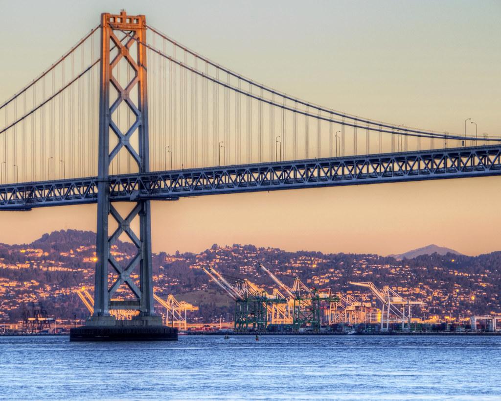 Last Light: Port of Oakland