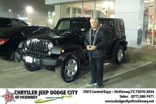 Dodge City McKinney Texas Customer Reviews and Testimonials-Reid Waller by Dodge City McKinney Texas