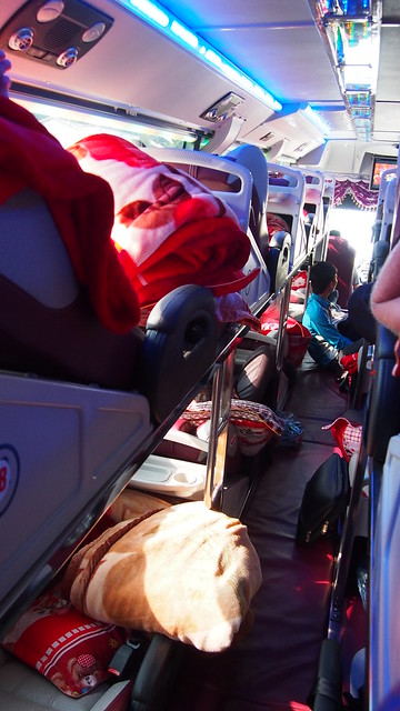 Bus nach Hanoi