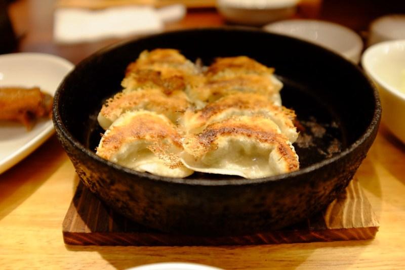 Gyouza dumpling