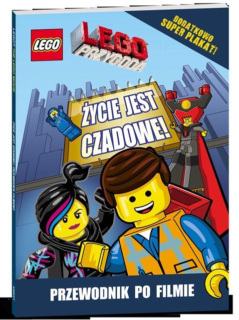 The LEGO Movie Życie jest Czadowe Przewodnik po filmie