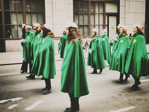 NYC Saint Patrick's Day Parade