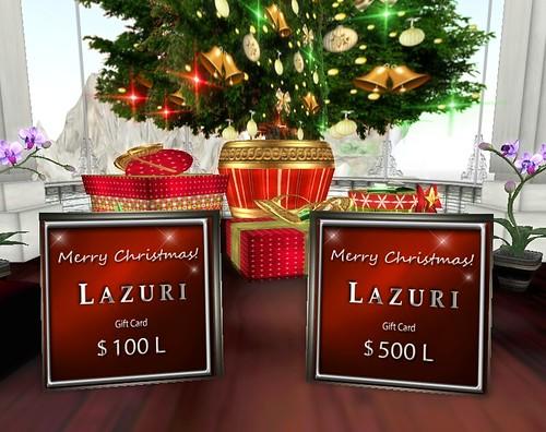 FabFree Designer of The Day – 12/24/13 – Lazuri