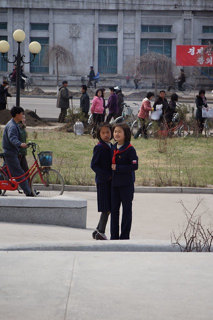 Chongjin, North Korea