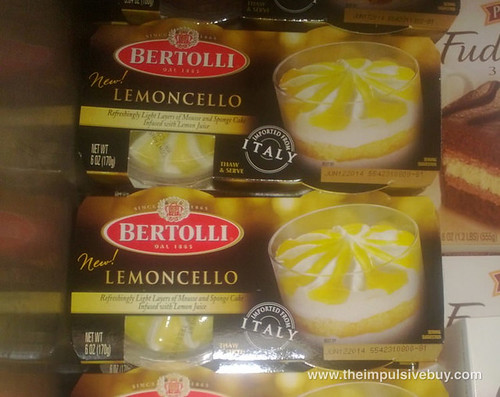 Bertolli Lemoncello
