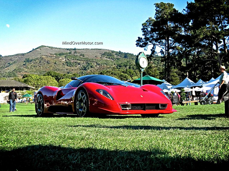 Ferrari P4/5 owned by James Glickenhaus