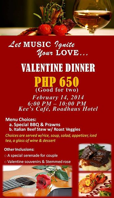 ROADHAUS HOTEL, MANNY PACQUIAO HOTEL, KEE'S CAFE