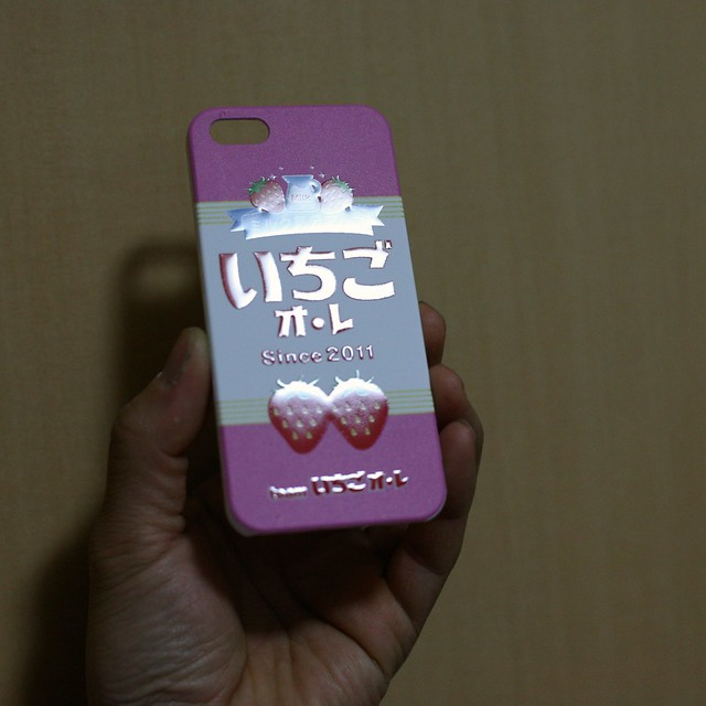 Smartphone cover iPhone5, 5S