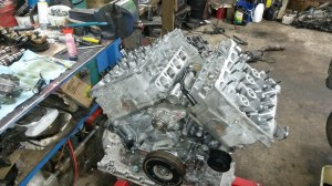 VWVortex  Doing the impossible  Rebuilding a Passat