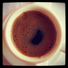 Greek coffee #fromabove