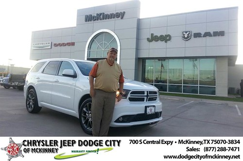 Thank you to Mike Moore on your new car  from Lyon Alizna and everyone at Dodge City of McKinney! #NewCar by Dodge City McKinney Texas