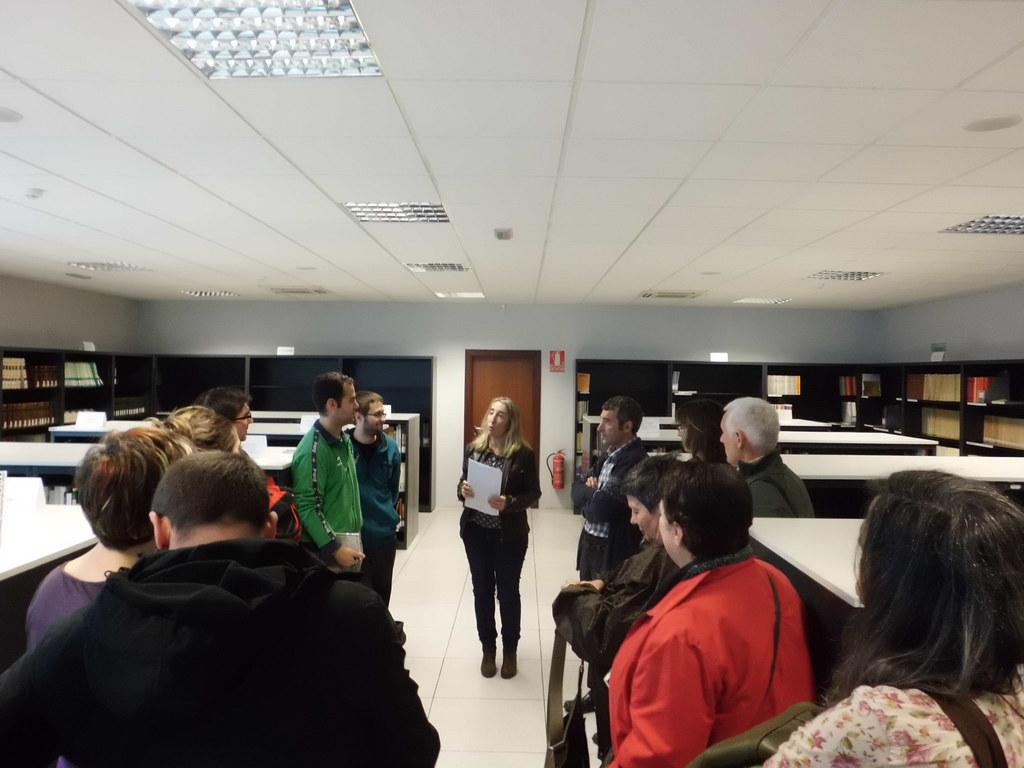 Museo etnologikoa liburutegia