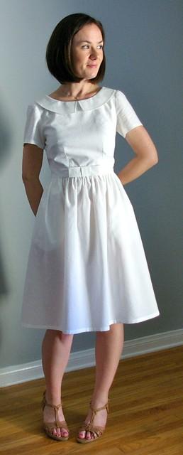Emery Dress Muslin