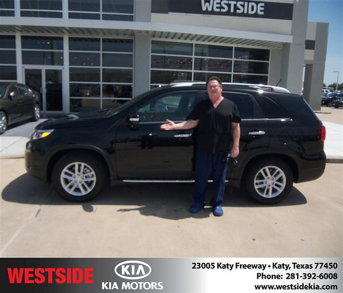 Happy Birthday to James Fleming from Jerry Moore  and everyone at Westside Kia! #BDay by Westside KIA